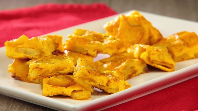 Frittata di patate arrosto