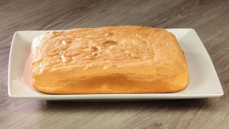 Pan di spagna della pasticceria