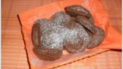 Biscotti dal cuore tenero