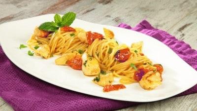 Spaghetti con il San Pietro