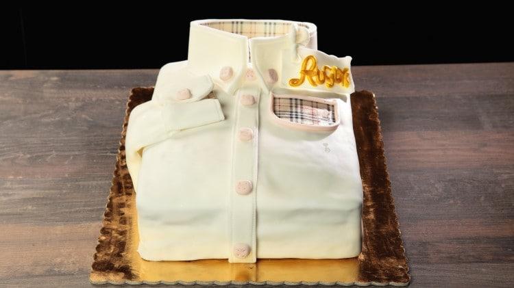 Torta camicia