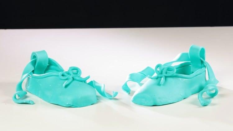 Tutorial scarpette da ballerina