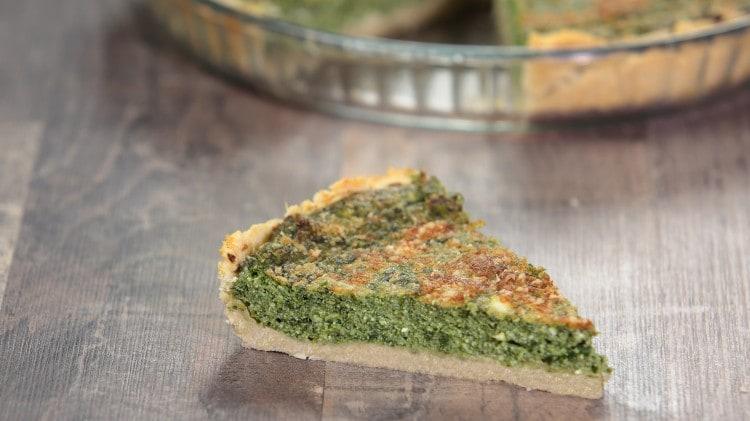 Torta salata bietola e ricotta