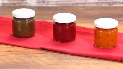 Marmellata di peperoni verdi