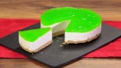 Cheesecake al lime