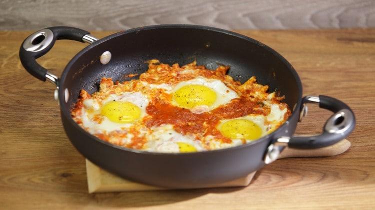 Uova al purgatorio