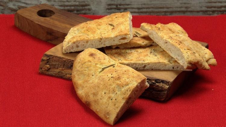 Pasta base per pizza a lunga lievitazione