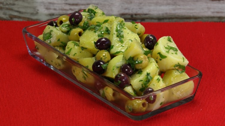 Patate all'insalata