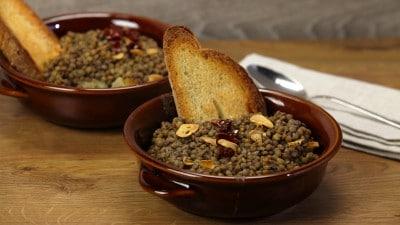 Zuppa di lenticchie di Stella
