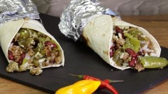 Burritos tex mex