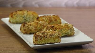 Crocchette di patate in forno