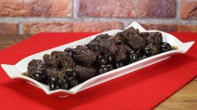Cinghiale con le olive