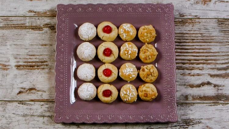 Biscotti alle mandorle alla siciliana