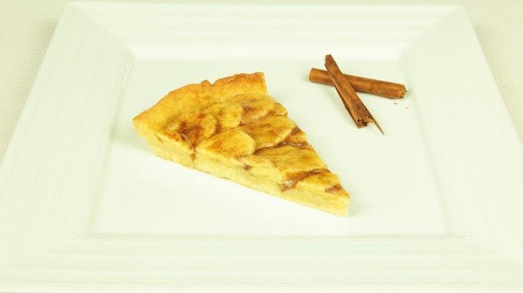 Crostata di banane