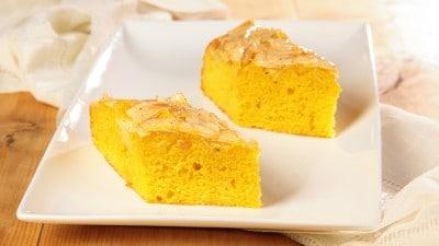 Torta di mele all'arancia