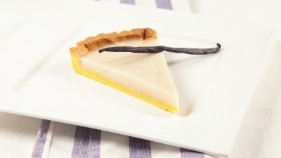 Crostata al latte