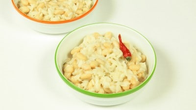 Riso e fagioli giamaicano