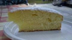 La torta al limone farcita di ziodà