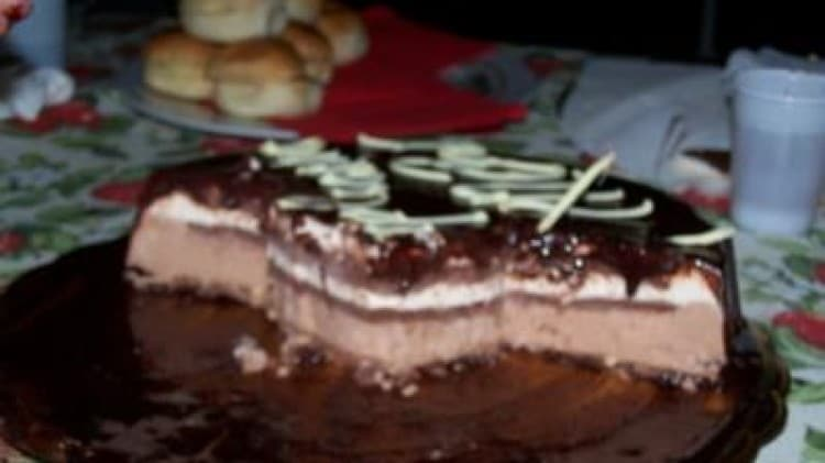 Torta gelato 7 veli