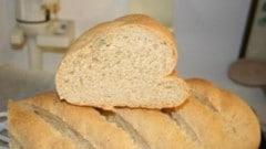 Pagnotta soffice con mix di farine