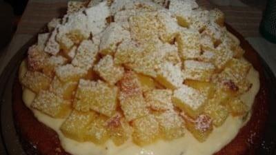 Crostata mimosa