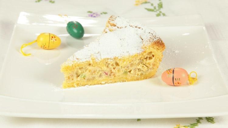 Pastiera napoletana ricetta classica