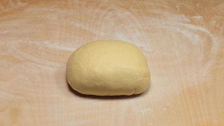 Pasta lievitata leggera