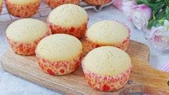 Cupcake bianchi (base)
