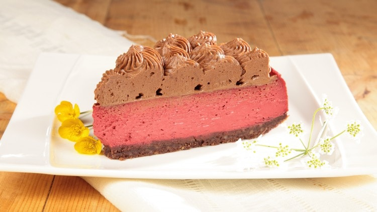 Cheesecake red velvet