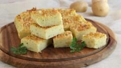 Sformato di patate semplice