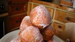 Muffin alla ricotta e arancia rossa