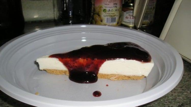 Cheese Cake senza cottura