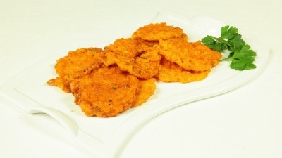 Enyucados crocchette di zucca