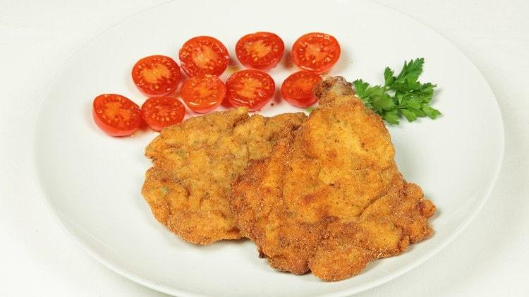 Cotolette di pollo aromatiche