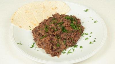 Fagioli fritti del nicaragua