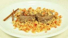 Lapis daping - Filetto di manzo speziato indonesiano