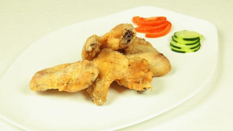 Ali di pollo alla Khmer Krom
