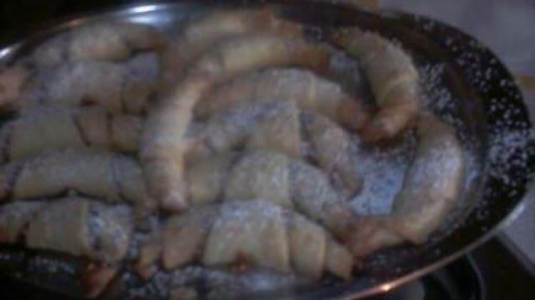 Mini croissant alla marmellata