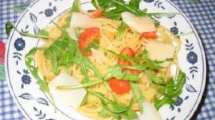 Spaghetti frjenn' e magnann'