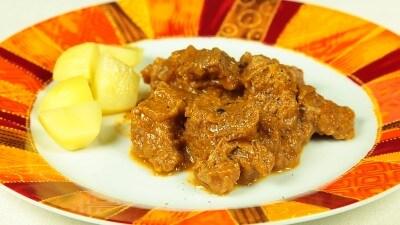 Stufato di carne della Sierra Leone