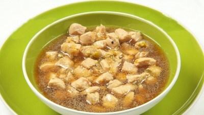 Minestra di pollo