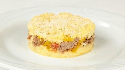 Pastel de arroz torta di riso farcita argentina