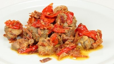 Stufato di agnello