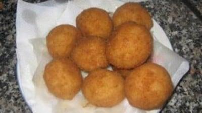 Arancini siciliani senza uova