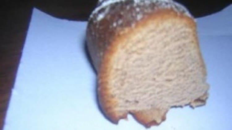 Ciambella con farina di castagne