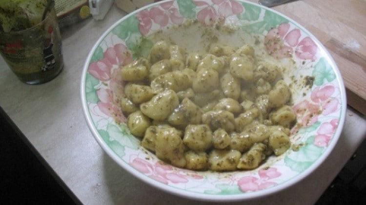 Gnocchi di patate piacentini