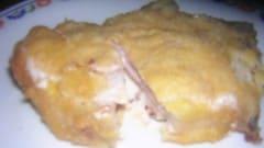 Bistecche di maiale ripiene