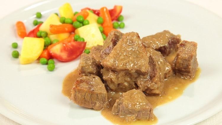 Kuyrdak di carne ricetta del kazakistan