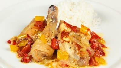 Kuyrdak di pollo ricetta tipica kazaka