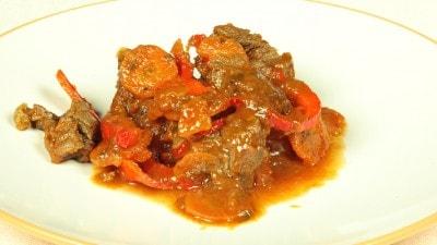 Banjaluka's chevap Stufato di carne di Banja Luka